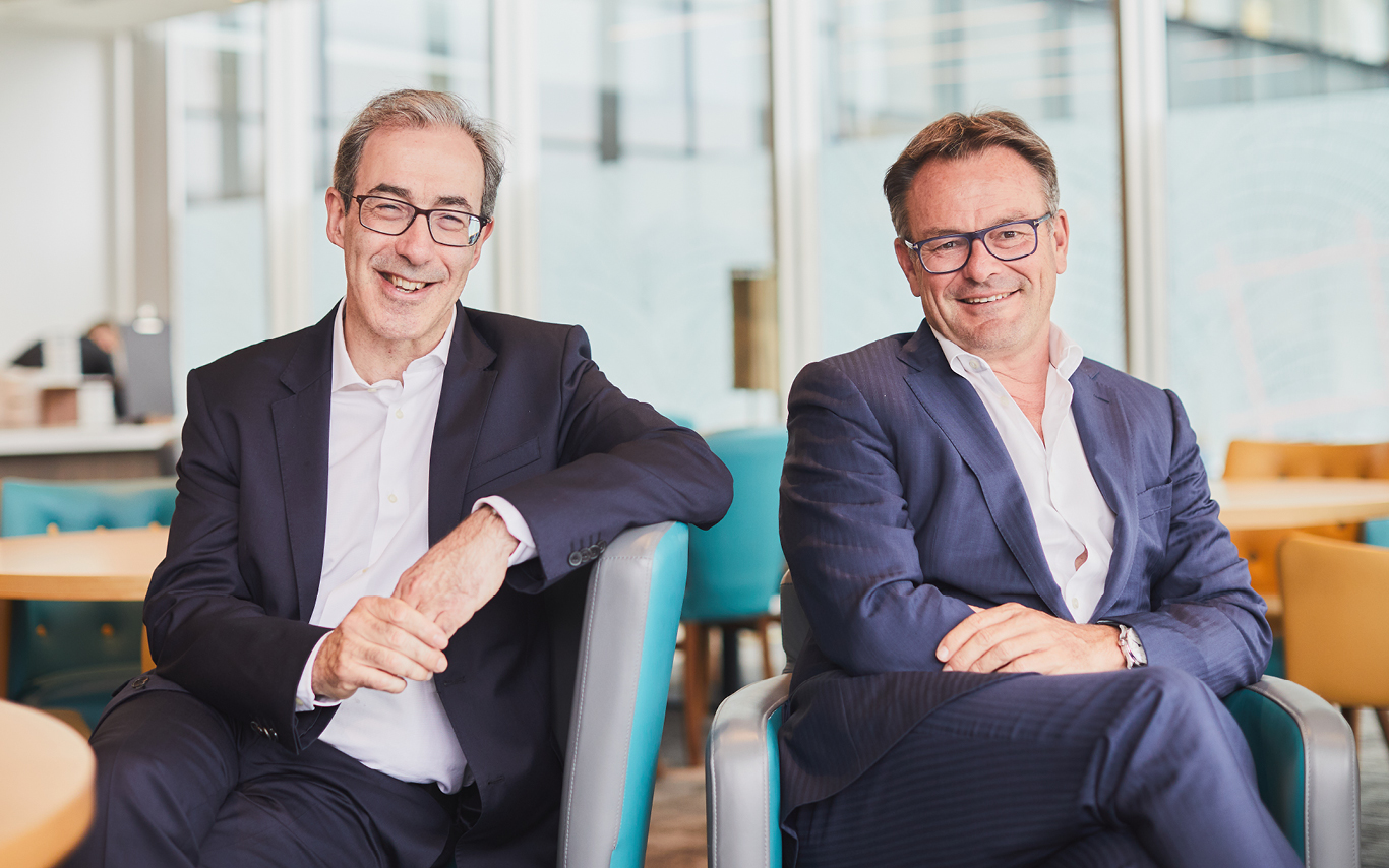 Annual report - Wim and Andrew