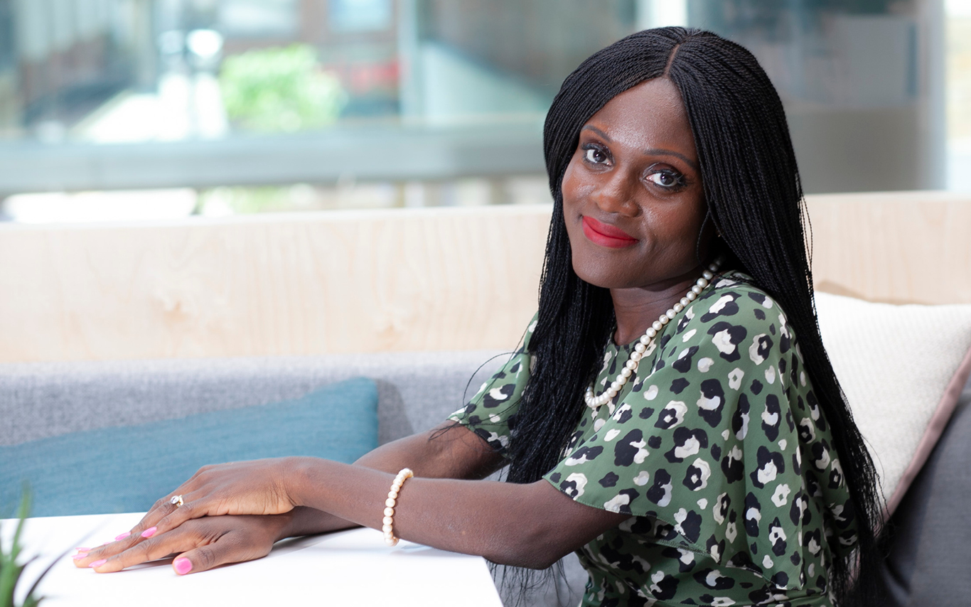 MaameYaa Kwafo-Akoto named Rising Star at British Legal Awards 2019