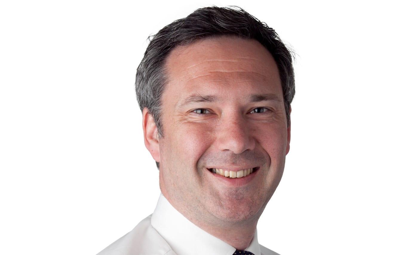 An image of Gareth Price managing partner