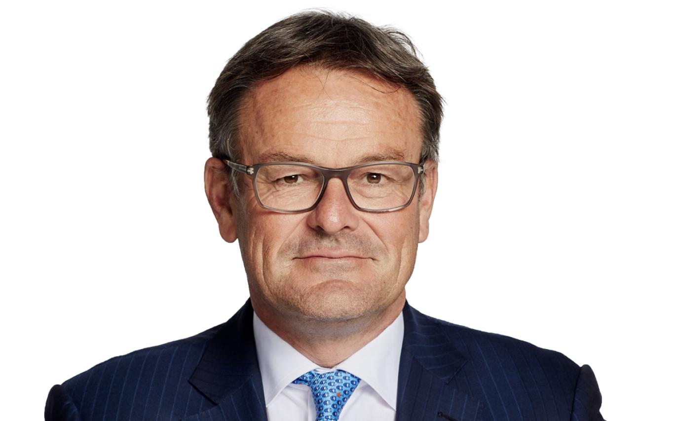 Image of Senior Partner Wim Dejonghe