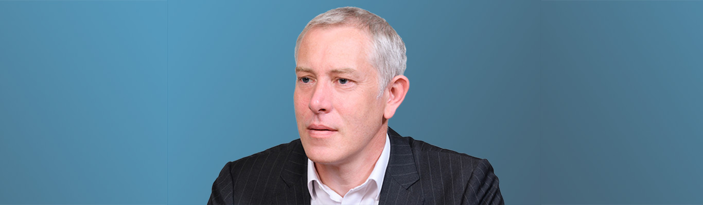 headshot image of James Ford