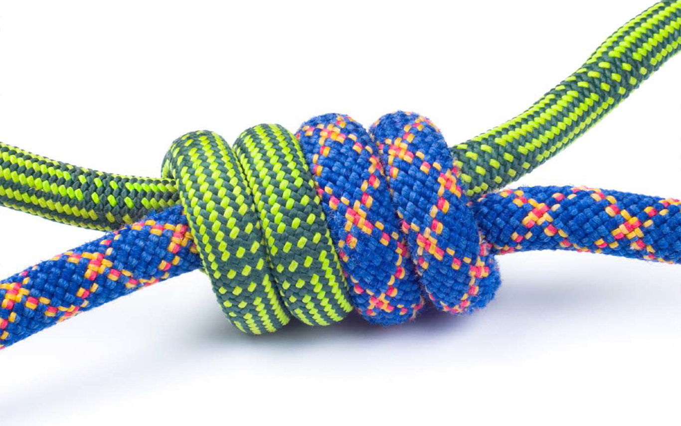 supporting you on cross border issues knot tied