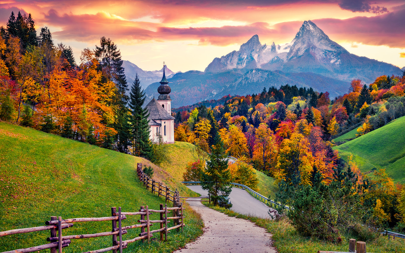 Germany, mountains